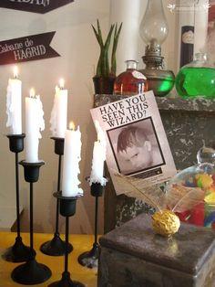 choixpeau magique decoration anniversaire harry potter 9 anniversaire harry potter pinterest. Black Bedroom Furniture Sets. Home Design Ideas