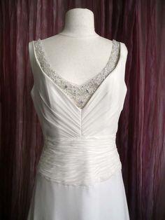 Robe de mariée créateur neuve