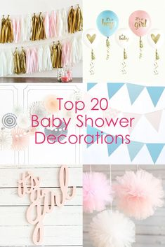 eaad26bc6 706 Best Baby Shower Themes images in 2019