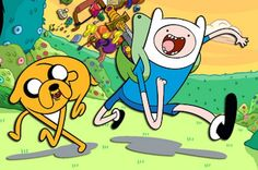 Which Adventure Time character you are I got Finn, I think it fits my personality pretty well