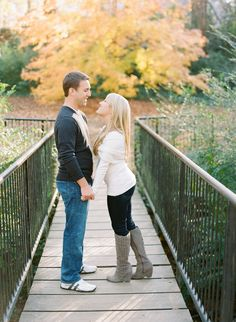 Fall Engagement Shoot   Photography: Buffy Dekmar