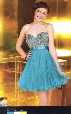 Homecoming DressesSweet 16 Dresses by Alyce Paris3573Celeb Fashion!