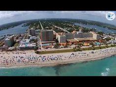 Hollywood Beach, Florida, USA Riprese e montaggio: Drone Genova - www.dronegenova.com Musica: Atlantic Thrills - Day at the beach - www.atlanticthrills.com P...