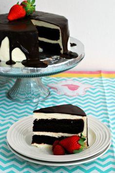 Tuxedo Cake #SundayS