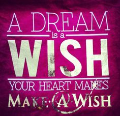 Become a Make-A-Wish volunteer. Applied -September 2015.