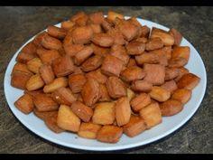 Shakarpara recipe (Crispy Sweet Shakarpara)   Diwali Shakkar paarey - YouTube