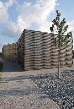 Erweiterung Kunsthaus Grenchen - ssm architekten ag