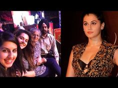 Indian Actress Taapsee Pannu Family Photos - Photo Gallery