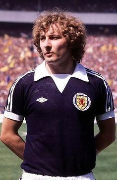 Asa Hartford Scotland 1979