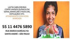 SEU NEGÓCIO AGORA SANTO ANDRÉ: LAETA CABELEIREIRAS NO PARQUE CAPUAVA - SANTO ANDR...
