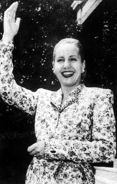 Eva Evita Peron was a radio and screen actress before her marriage to Argentine president Juan Peron As first lady she participated in the government. Famous Women, Famous People, Help The Poor, Second Wife, Biggest Fears, Women In History, Stock Photos, This Or That Questions, Lady