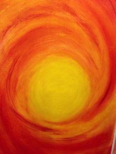 Or metallic gold orange tightly spaced to dark orange a bit less tight. Wet On Wet Painting, Sun Painting, Family Painting, Painting For Kids, House Painting, Painting & Drawing, Art For Kids, Watercolor Paintings For Beginners, Kids Watercolor
