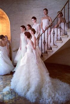 Spring 2015 Wedding Dress Trends | from Brides