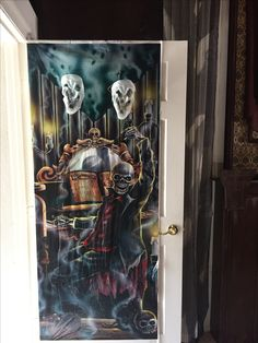 My Own Props Halloween 2016 Haunted Mansion  Formal Dining Room Inspiration Haunted Mansion Dining Room Design Inspiration