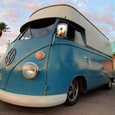 Vw bus high roof