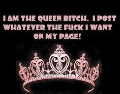 My mind, my page, my posts Diva Quotes, Sassy Quotes, Cute Quotes, Funny Quotes, Im A Princess, Princess Quotes, Crown Quotes, Queen Of Everything, Virgo And Libra