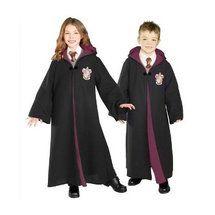 Walmart: Rubies Harry Potter Deluxe Gryffindor Robe Child Costume @Amanda Landers