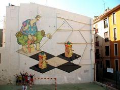 Sepe & Chazme718 - Don Kichote @ Saragossa, Spain (2011)