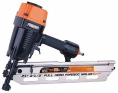 #10 Freeman PFR2190 21-Degree Full-Head Framing Nailer