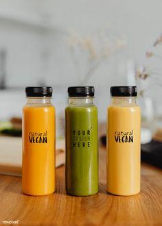 Honey Packaging, Fruit Packaging, Food Packaging Design, Beverage Packaging, Bottle Packaging, Bottle Mockup, Packaging Design Inspiration, Juice Branding, Identity Branding