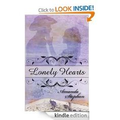 FREE today 10/19/12:  Lonely Hearts  Christian romance book by Amanda Stephan