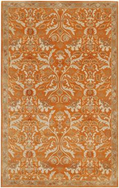 Jaipur Rugs Corsica in Amber Glow