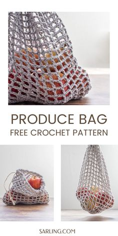 This drawstring re-usable farmers market bag is quick to make up and is built to last! Get the free pattern here. Crochet Market Bag, Crochet Tote, Crochet Crafts, Crochet Purses, Crochet Projects, Crochet Drawstring Bag, Crotchet Bags, Free Crochet Bag, Crochet Fruit
