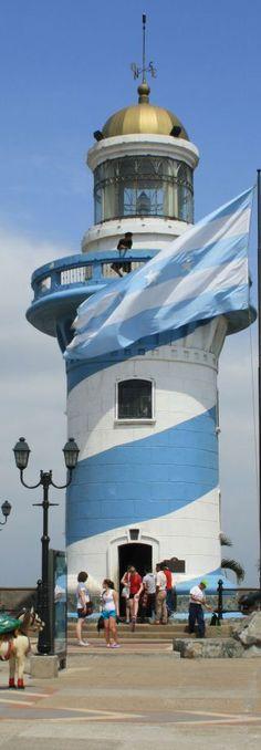 #Lighthouse in Guayaquil, #Ecuador http://dennisharper.lnf.com/