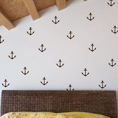 Anchors Wall Decals <3 and not just cause I have one tattooed on my foot ;)