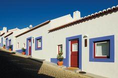 Casas do Moinho, Odeceixe (Algarve), Portugal