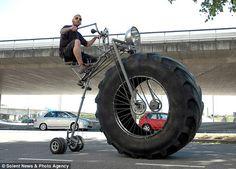 Big wheel keeps on turning... via SpicyTec