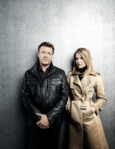 LEGENDS Starring Sean Bean Photos and Teasers