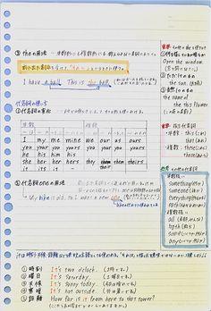 Japanese Notebook, Study Japanese, Study Motivation, Motivation Inspiration, Japanese Handwriting, Japanese Language Lessons, Music Journal, Book Organization, English Study