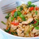 Thrive Asian Chicken-Veggies n' Rice
