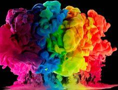 Faith is Torment | Art and Design Blog: Aqueous Rainbow Skies: Photos by Mark Mawson