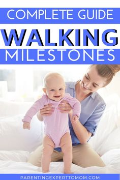 There are many steps when it comes to baby walking milestones. Used thes simple baby activity ideas to encourage walking in your child. These baby walking tips are perfect for new parents. Baby Development By Week, Development Milestones, Baby Milestones, Baby Play, Infant Play, Infant Care, 5 Month Old Baby, Best Baby Toys, Baby Information