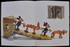 & piscolabis librorum: El ratón Mickey en la Corte del Rey Arturo (1934), l'entrada triomfal de Walt Disney i els pop-up a Espanya
