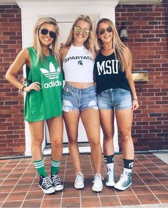 Michigan State  M E G A N