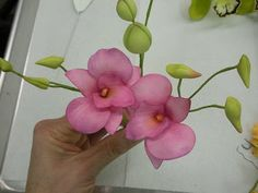 Gum Paste Flowers from Petal Sweet