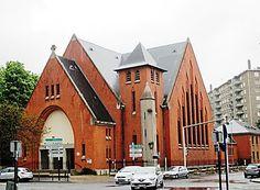 Église Sainte-Louise-de-Marillac de Drancy. Ile-de-France