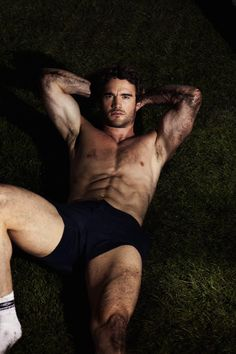 Thom Evans, former Scottish international rugby union player. // Photo by Cameron McNee