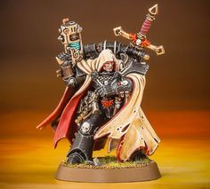 First Look at Guilliman Cypher and Grand Master Voldus  Tabletop Encounters
