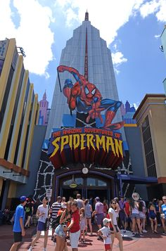 Height Requirements at Universal Orlando Resort - Universal Florida - The Amazing Adventures of Spider Man Universal Orlando, Universal Studios Rides, Disney Universal Studios, Universal Studios Florida, Destin Florida, Orlando Florida, Florida Travel, Texas Travel, Orlando Travel