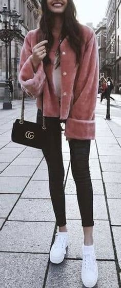 13e025fcab1d6 45 Flawless Winter Outfits To Inspire You