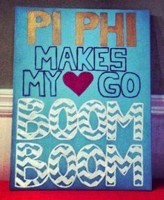 Boom Boom I Wanna Be A Pi Beta Phi Don't You?!