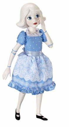 Oz The Great And Powerful Dolls