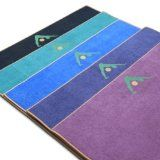 """Aurorae """"Synergy"""" Yoga Mat/Towel for Hot Yoga/Moist hands and feet that causes Slipping (5 mm) US Patent Protected - http://tonysyogaequipment.tonysyogamats.com/2015/05/19/aurorae-synergy-yoga-mattowel-for-hot-yogamoist-hands-and-feet-that-causes-slipping-5-mm-us-patent-protected/"""