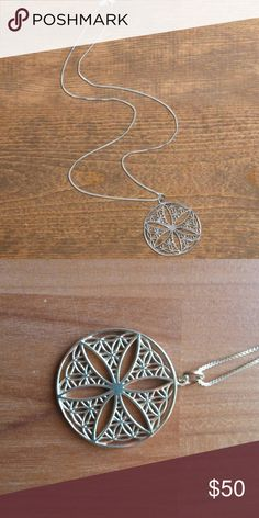 Selling this Gaiam Tree of Life Sterling Silver 925 Necklace on Poshmark! My username is: calistylecloset. #shopmycloset #poshmark #fashion #shopping #style #forsale #Gaiam #Jewelry