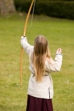 Young Archer, via Flickr. Heart And Mind, The Last Airbender, Archery, Arrows, Arsenal, Sticks, Celtic, Woods, Hiking