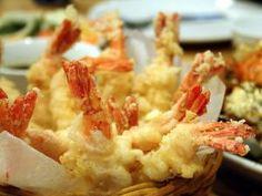 Recette Crevettes frites à la japonaise - Tempura de crevettes